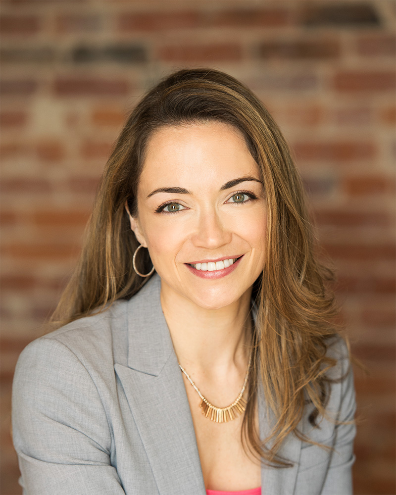 Headshot of Natalie M. Radolinski